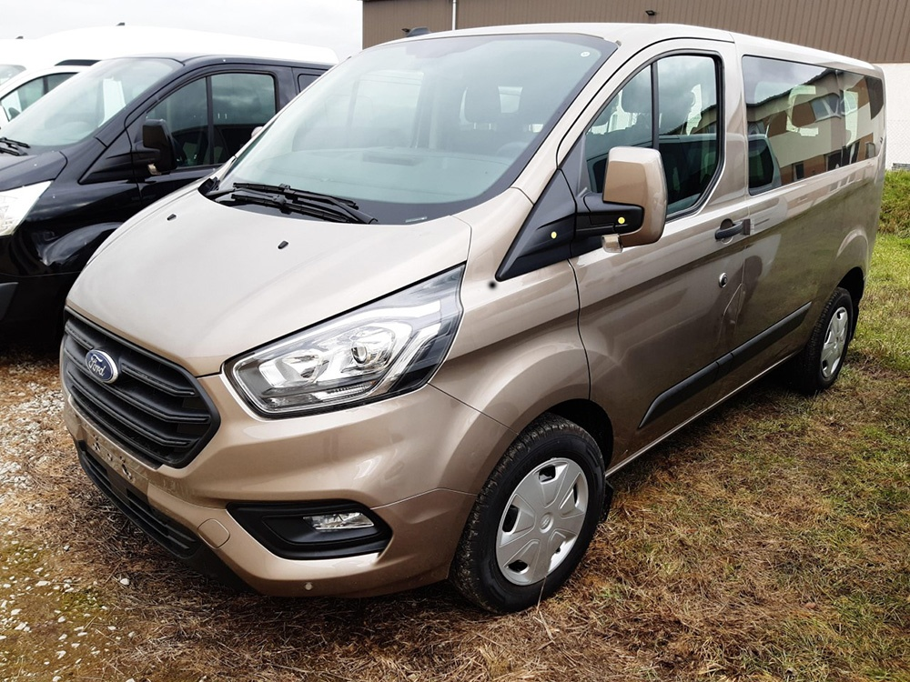 Ford Transit / Tourneo Custom 1 fauteuil